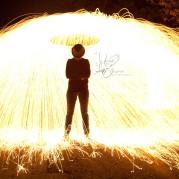 Fiery Halo